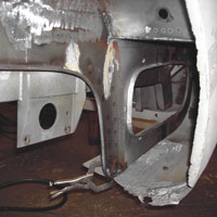 Bodywork and Panel Beating